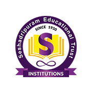Seshadripuram Educational Trust Logo